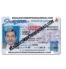 South Dakota Driving Licence