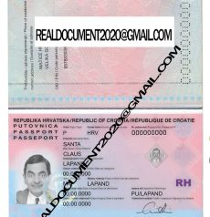 buy Croatian Passport