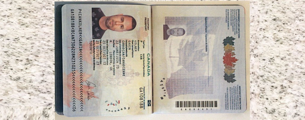 Can I travel with a fake passport