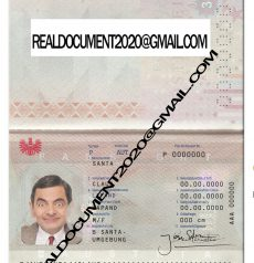 Buy Austrian Passport