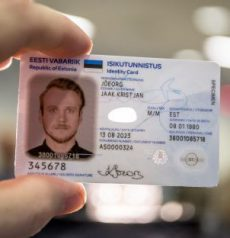 BUY fake estonian id card