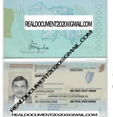 Buy Irish Passport