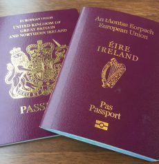 Irish passport for sale online