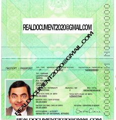 buy Kazakhstan Passport