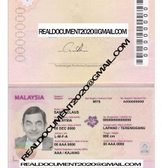 Buy Malaysian Passport