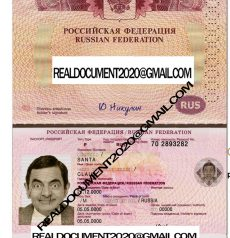 buy Russian Passport
