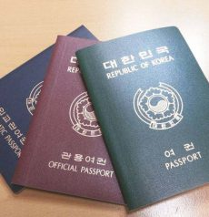 South Korea Passports
