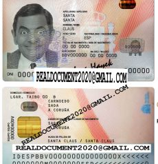 buy Spanish ID Card