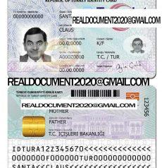 Buy Turkish ID
