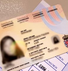buy fake Luxemburg ID Card
