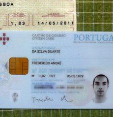 buy fake Portugal ID card